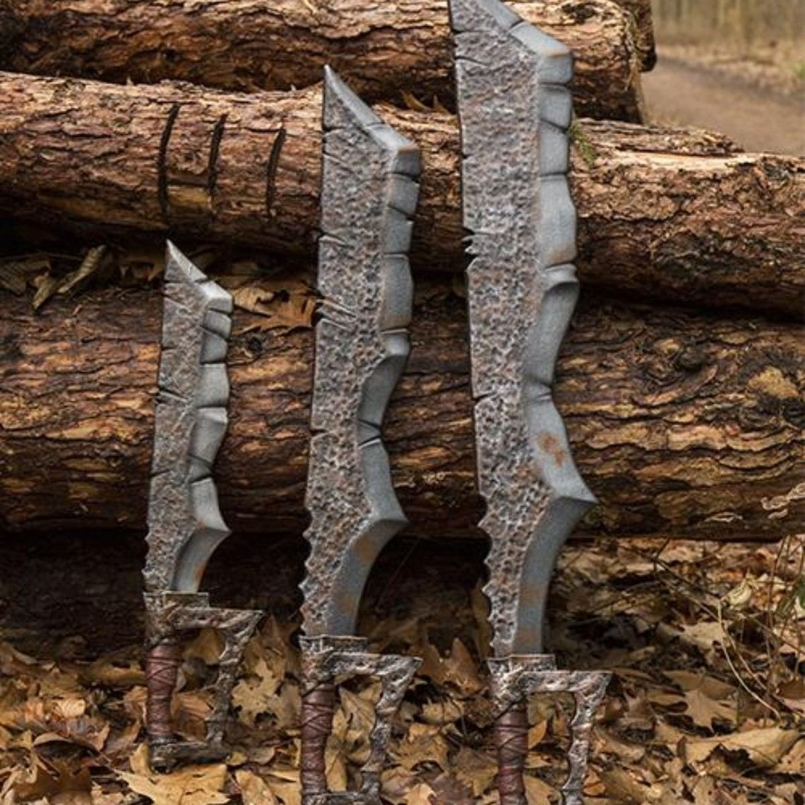 Epic Armoury LARP zwaard Orc Cleaver 85 cm