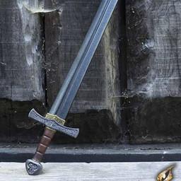 Rollespil sværd Crusader 85 cm