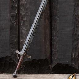 Rollespil sværd Battleworn Footman 110 cm