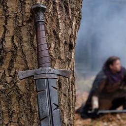 Lajv svärd Battleworn Footman 110 cm