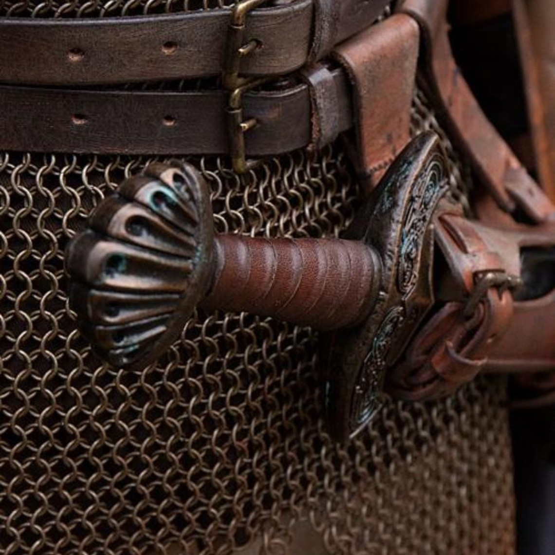 Epic Armoury LARP zwaard Battleworn Viking 100 cm