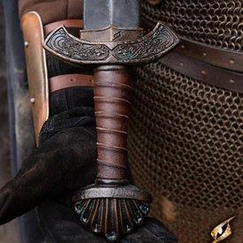Epic Armoury Épée GN Battleworn Viking 100 cm