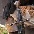 Epic Armoury LARP zwaard Battleworn Ranger 105 cm