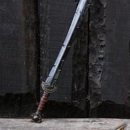 Rollespil sværd Battleworn Celtic 100 cm