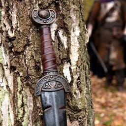 LARP miecz Battleworn Celtic 100 cm