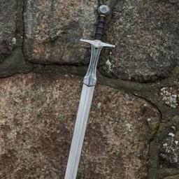 Rollespil sværd Knight Steel 105 cm