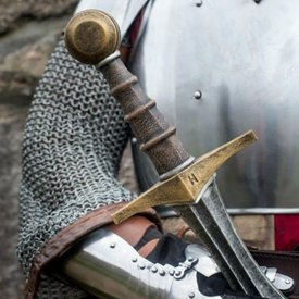 Epic Armoury Épée GN Knight Gold 105 cm