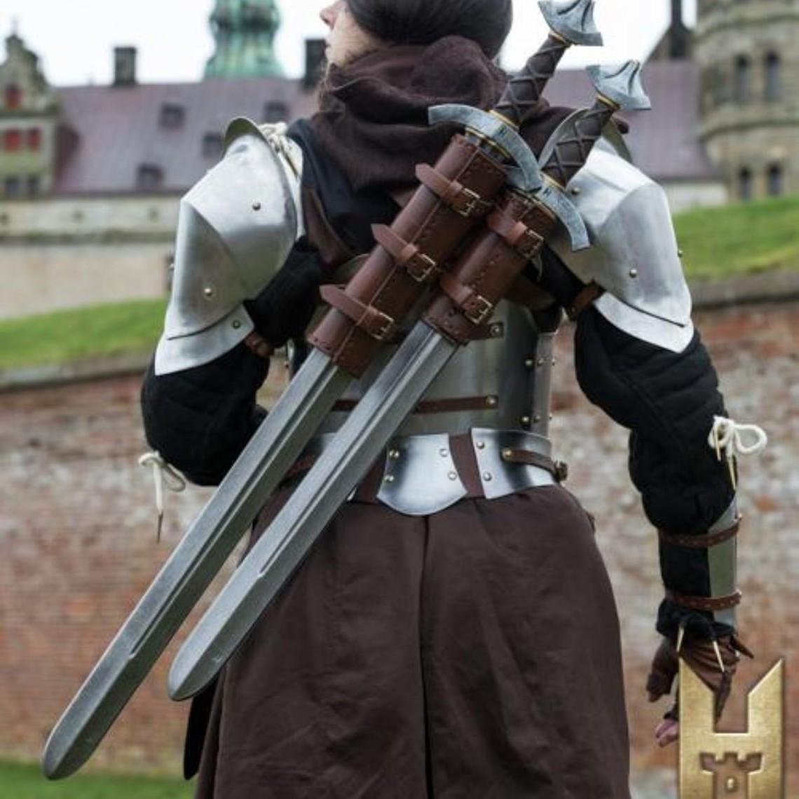 Epic Armoury LARP zwaard Arming Steel 105 cm