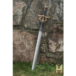 LARP miecz Highborn Gold 113 cm