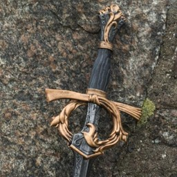 LARP sword Highborn Gold 113 cm