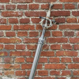 LARP miecz Highborn Ivory 113 cm