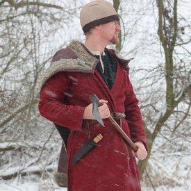 Mytholon Viking brązowy płaszcz Bjorn