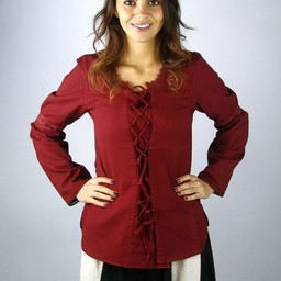 Blouse Emma red