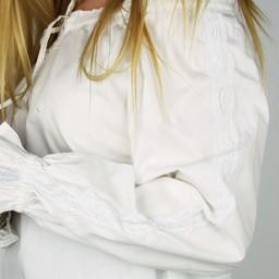 Bluse Fleur weiß