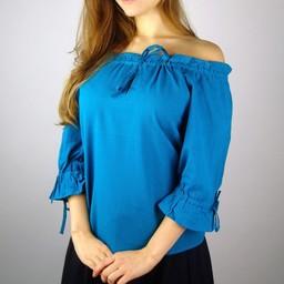 Bluse Julia blå