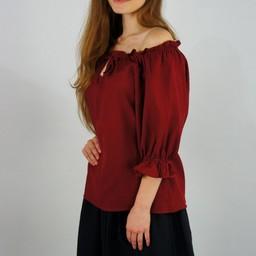 Blusa Julia rojo