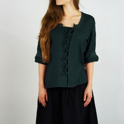 Blusa Claudia verde