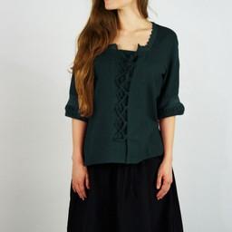 Bluzka Claudia zielona