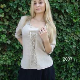 Blusa Claudia natural