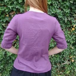Bluzka Claudia lila