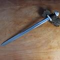 Windlass Steelcrafts Vikingzwaard koning Harald met luxe schede en riem