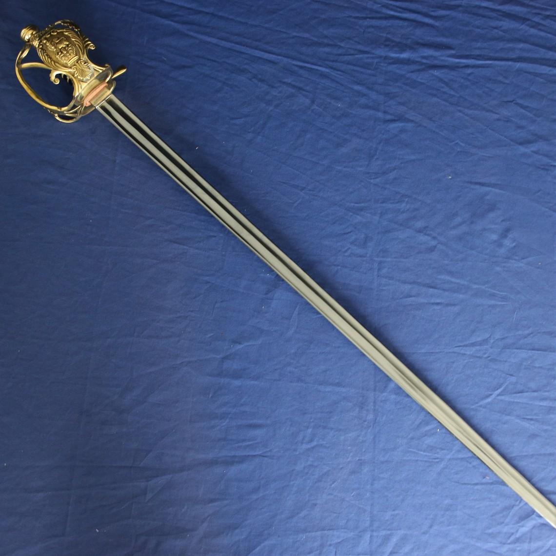 Universal Swords Household Cavalry Officer sword