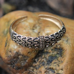 Vichingo braccialetto Orupgård, bronzo