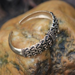 Viking armband Orupgård, brons