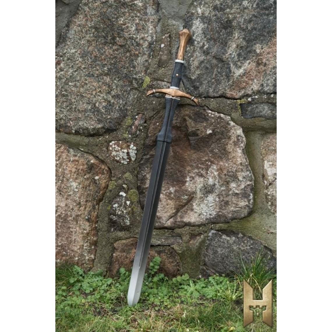 Epic Armoury LARP zwaard Bastard Gold 114 cm
