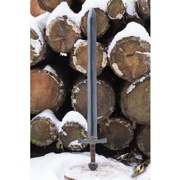 Rollespil sværd Crusader 100 cm