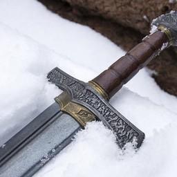 LARP sword Crusader 100 cm