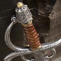 Epic Armoury LARP zwaard Rapier 100 cm