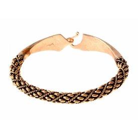 Viking armbånd Malvik bronze