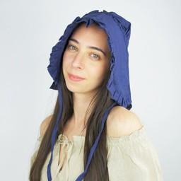 17.-18. århundrede kasket Annique blå