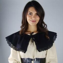 17th century collar Leonard black