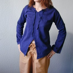 Blus Jane blå