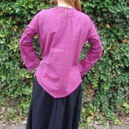 Bluse Jane lila