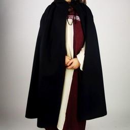 Cotton children's cloak brown
