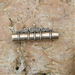 caja de agujas Birka, lápidas 515