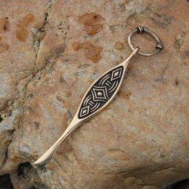 Viking Nagelreiniger Birka Grab 660