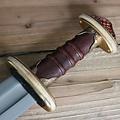 Deepeeka Sutton Hoo zwaard met emaille