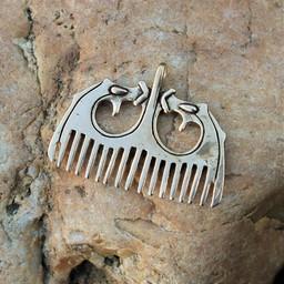 Bronze Viking Kamm Ringerike Stil