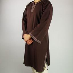 Celtic tunic Finn dark brown
