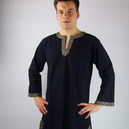 Celtic tunic Finn black