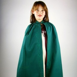 Capa infantil Alexis verde
