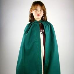 Children's cloak Alexis green