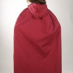 Children's cloak Alexis red