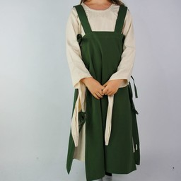 Girl's hangeroc Sigrid green
