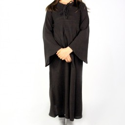 Girl's dress Ariane brown