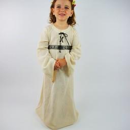 Kleid des Mädchens Ariane, rot